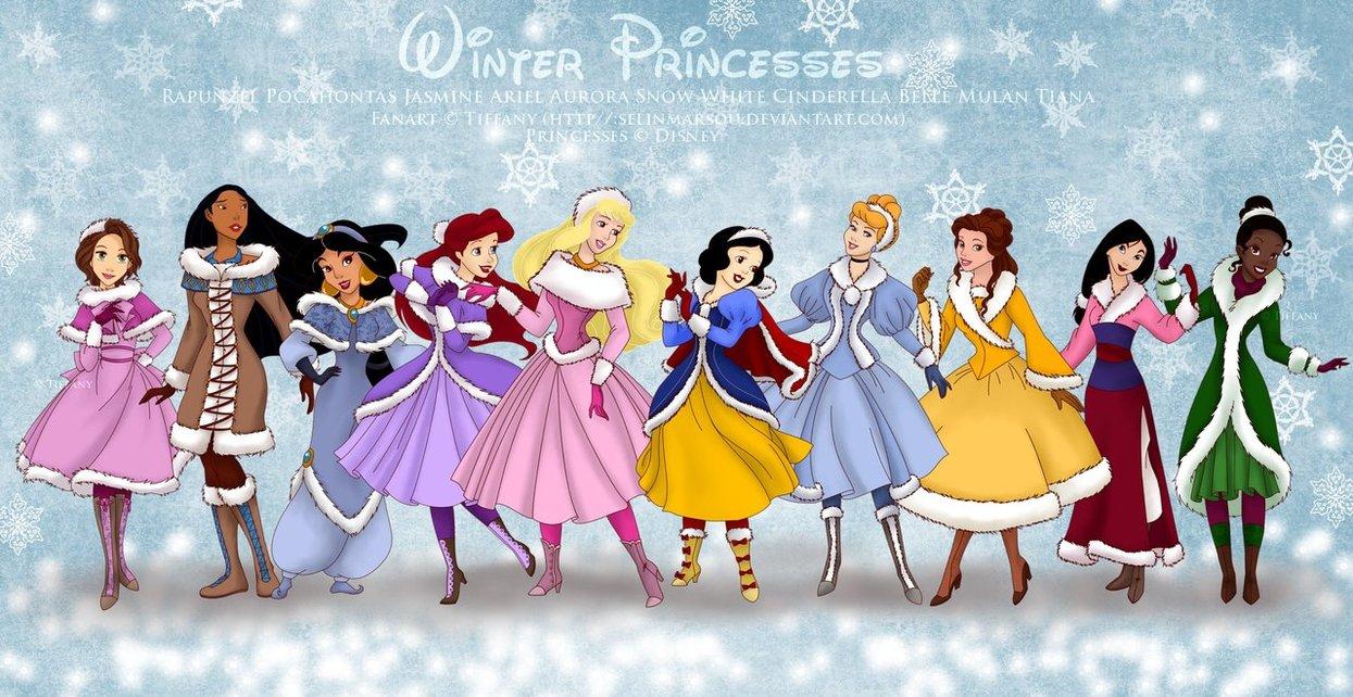 Princesas Disney: \