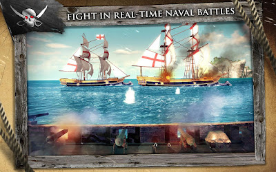 Assassin's Creed Pirates v2.4.0 MOD APK + DATA Android