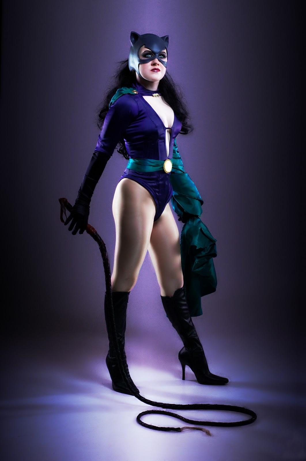 purple catwoman 2018
