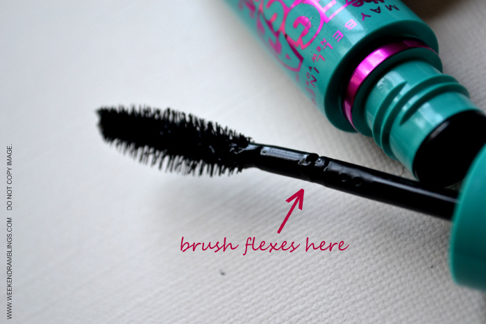 Maybelline Makeup Mega Plush Volum Express Mascara Blackest Black Beauty Blog Reviews Ingredients