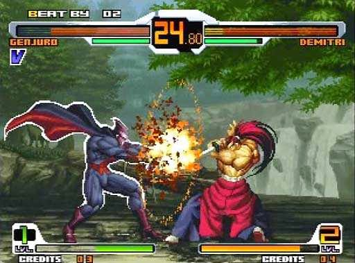 SNK Vs Capcom