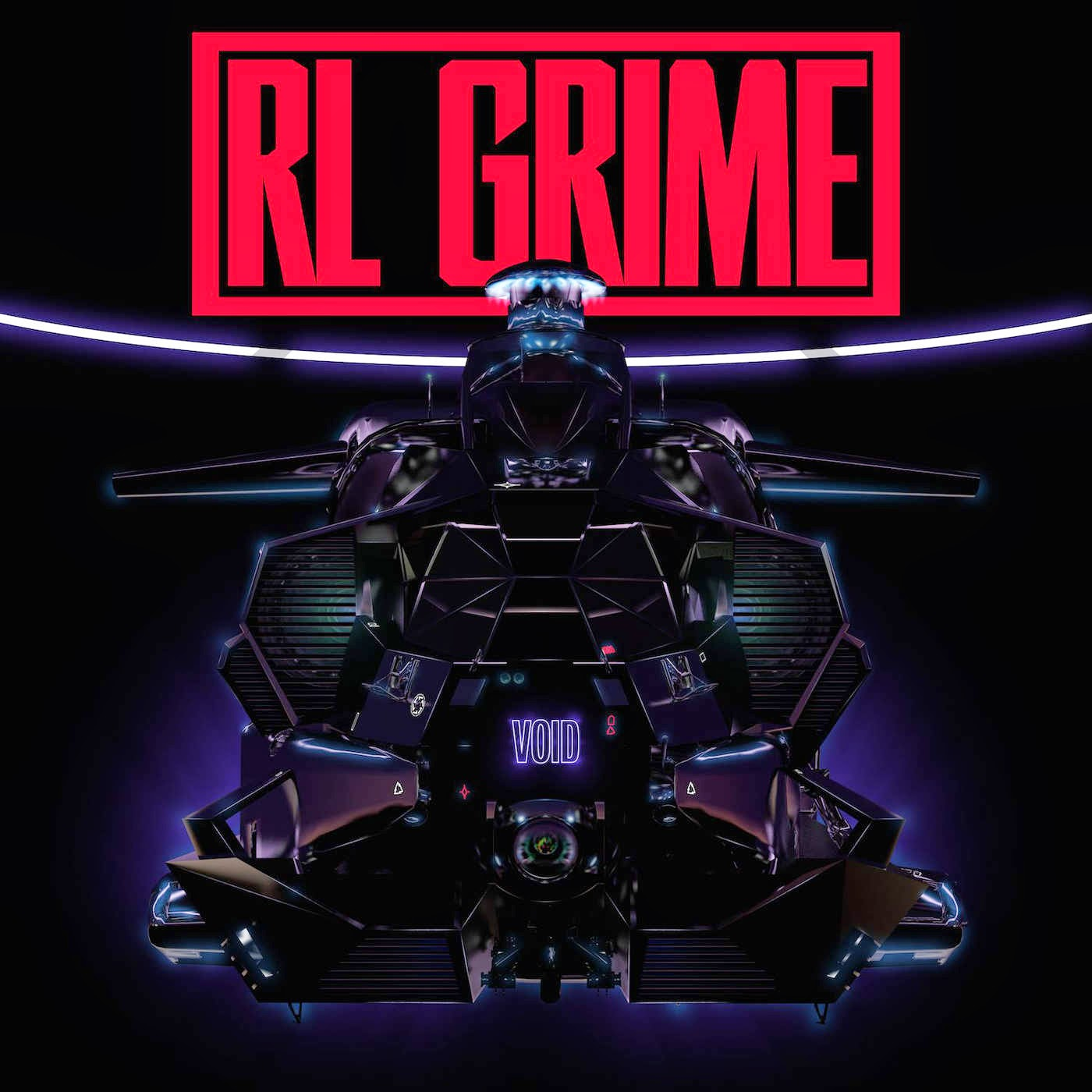 RL Grime – Scylla – Pre-order Single [iTunes Plus AAC M4A] (2014)