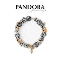 Pandora Bracelet And Charms6