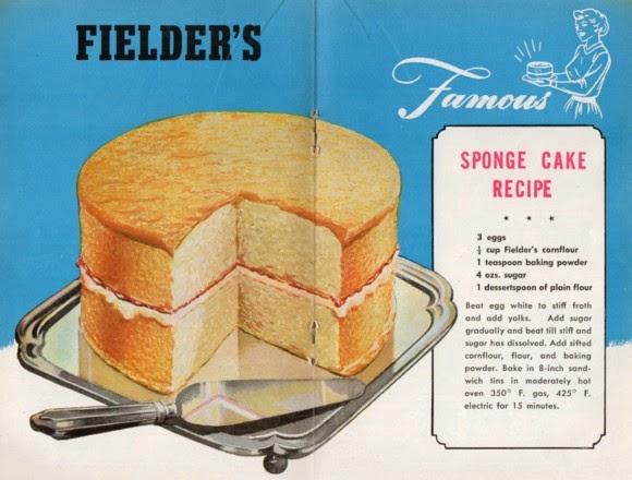 Sponge Cake Recipe With Corn Flour Australia