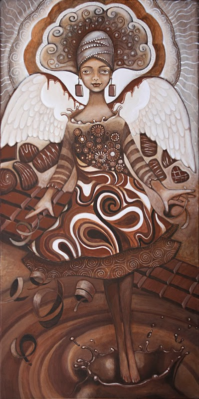 Czekoladowy Anioł