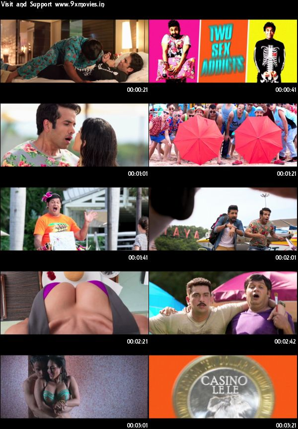 Mastizaade Official Trailer 720p HD Download