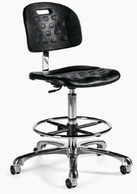 Global Minotaur Drafting Stool