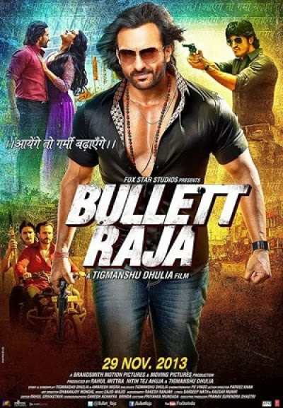 Bullett Raja 2013 Scam 700MB Full Hindi Movie Free Download