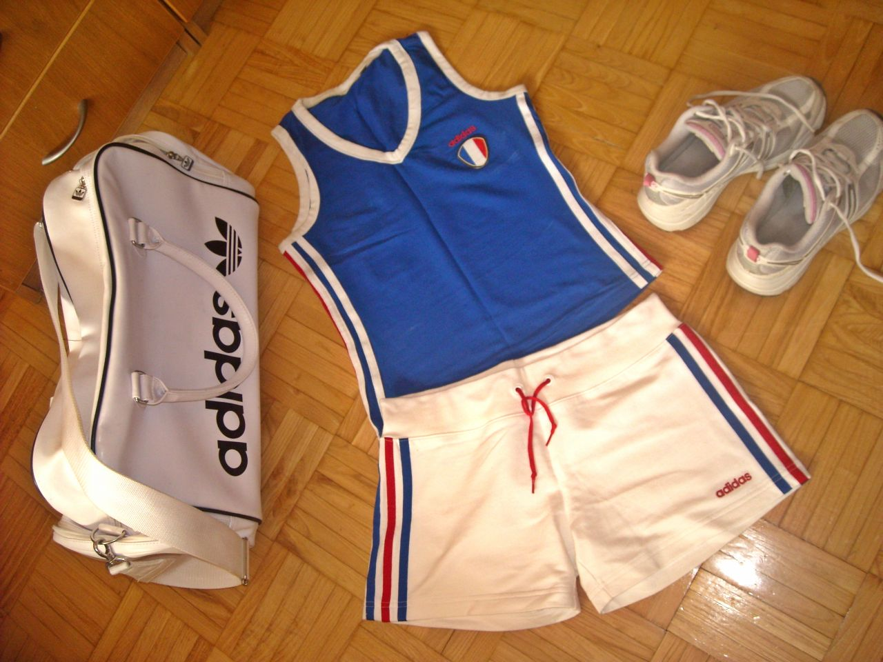 ropa deporte adidas