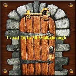 100 Doors Brain Teasers Level 26 27 28 29 30 Guide