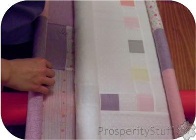 ProsperityStuff - Lightweight quilt frame recommendation