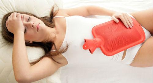 belleza durante menstruacion