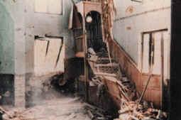 جريمة إحراق المسجد الأقصى