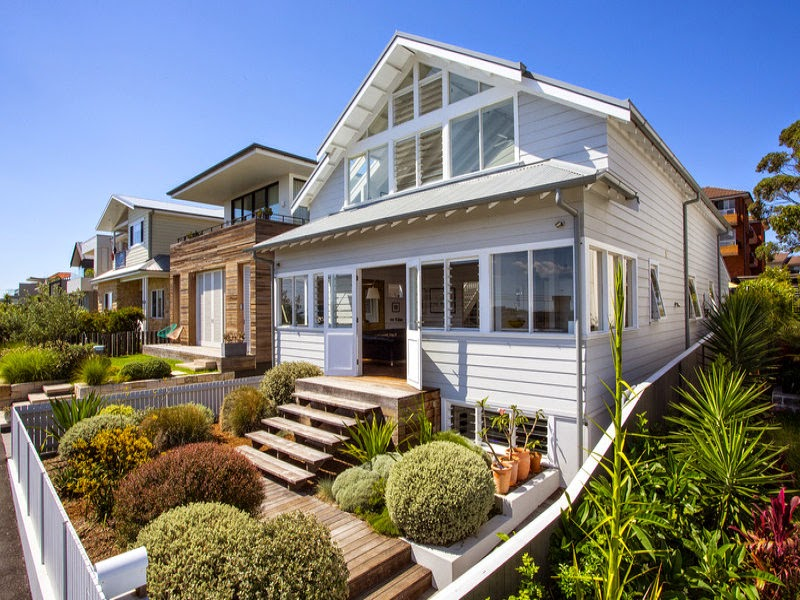 a beautiful beach cottage in queenscliff  desire empire, Beach House/