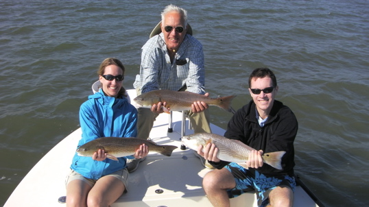 Hilton head fishing with off the hook fishing charters for Nor easter fishing