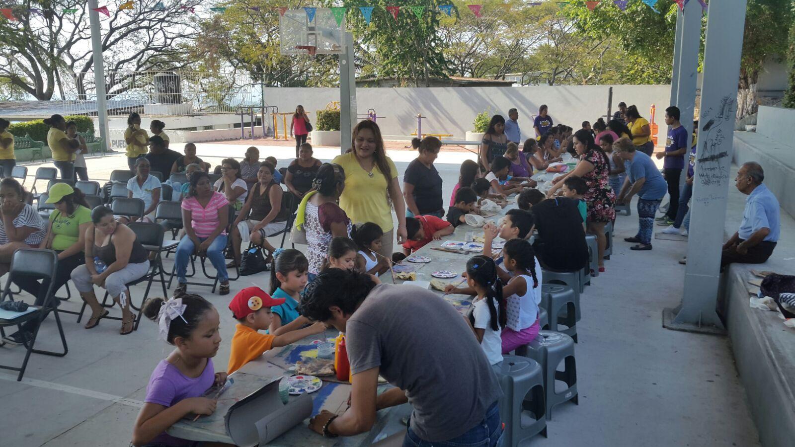 Acapulco hoy sabados culturales en la jard n se siembra for Jardin 7 17 acapulco