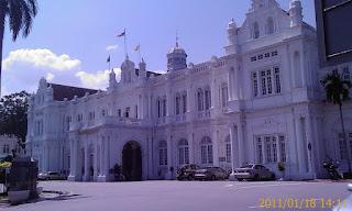 Padang Kota Lama | The Esplanade