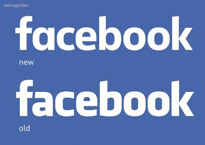 Logo facebook sudah berubah