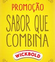 Promoção Sabor que Combina Wickbold www.saborquecombinawickbold.com.br