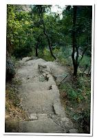 ganges camino  cascadas