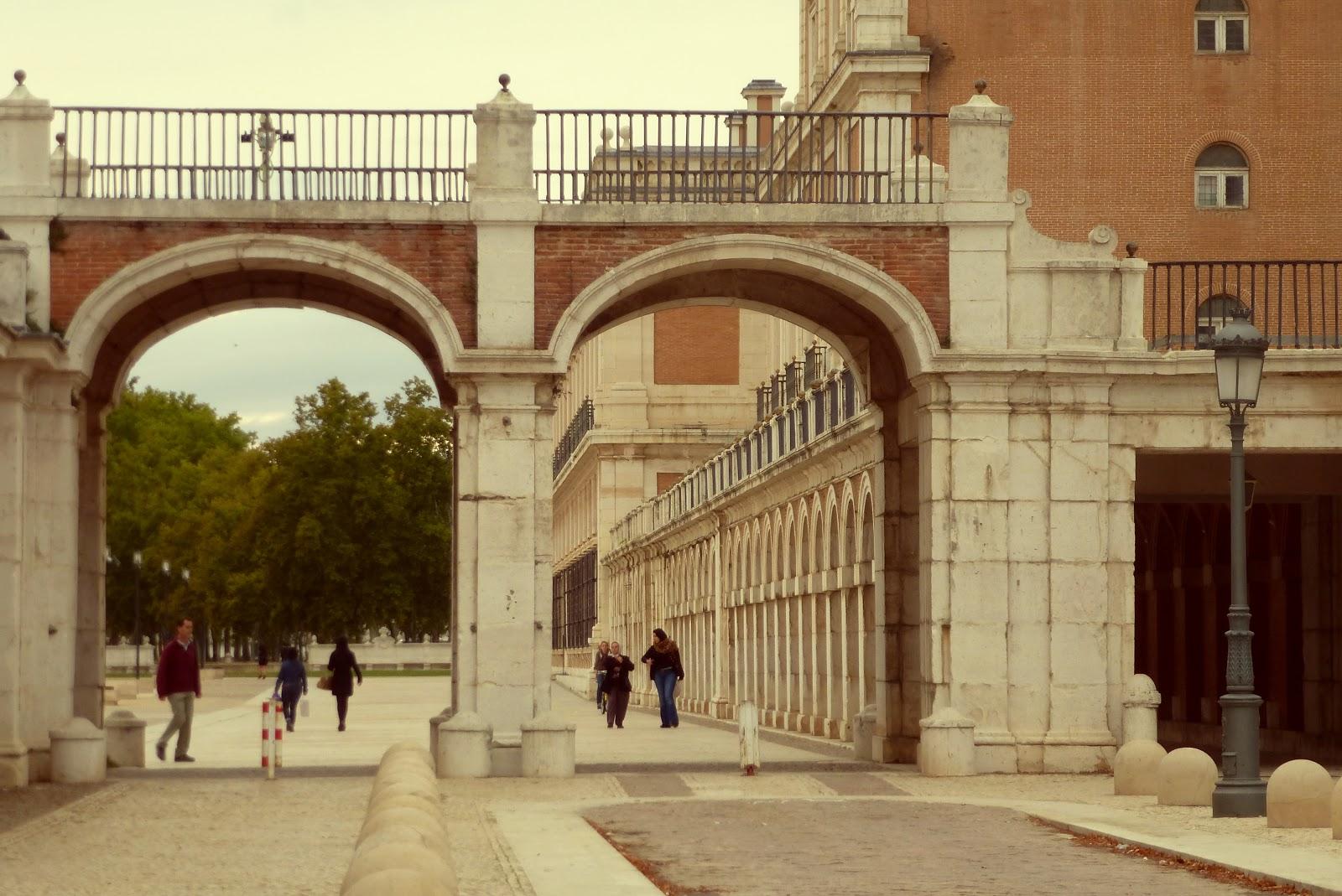 Aranjuez en imagenes palacio real de aranjuez for El jardin de aranjuez