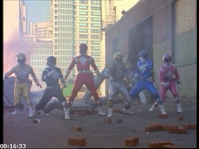 Power Rangers Mighty Morphin - Temp 1, 2 y 3 [DvdRip] [Latino - Castellano] [DF-UL]