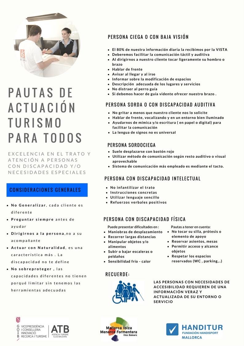 Atención a Personas con Necesidades Especiales