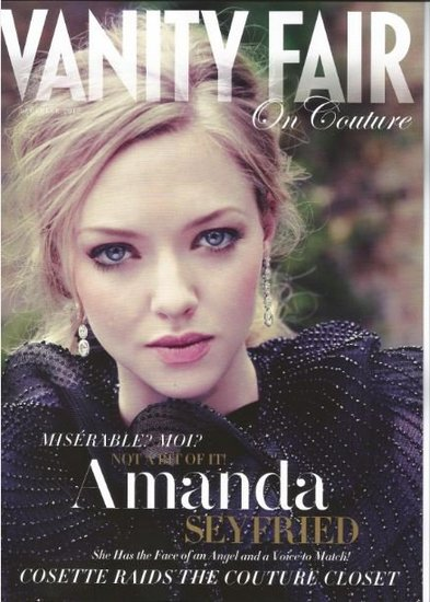 amanda seyfried vanity fair