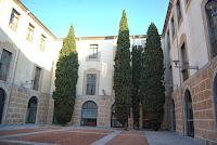 Casa de Cultura. Girona. Altres llocs d'interés. Interior.