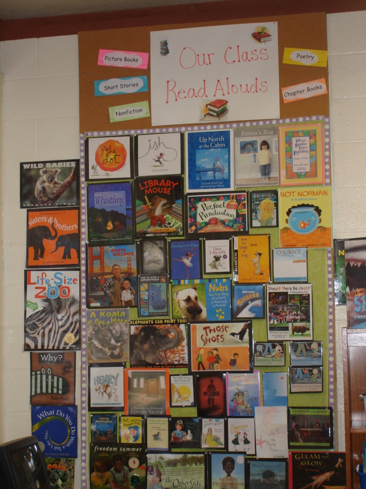 Classroom Review Ideas ~ Two reflective teachers the power of read aloud part