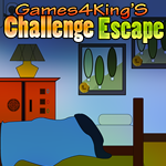 Play Games4King Challange Escape