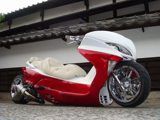 modifikasi motor ala jap style yang bisa jadi acuan modifikasi motor title=