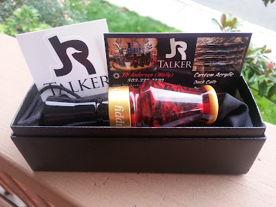 JR Talker duck call