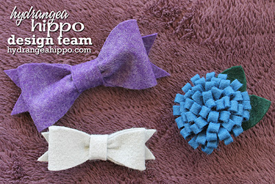 Hair Bow Set_Accessories_Felt