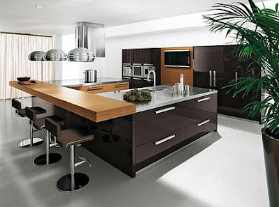 Decoraci n minimalista y contempor nea cocinas minimalistas for Casa minimalista interior cocina
