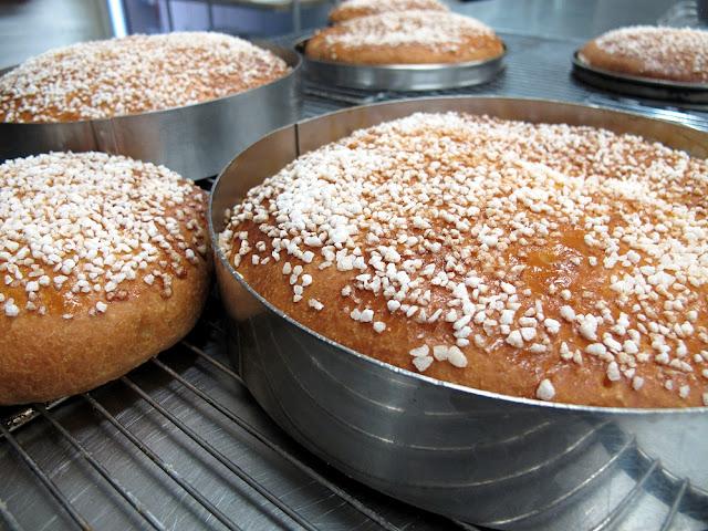 Pâtisserie Christian Cottard - Antibes - Tarte tropézienne