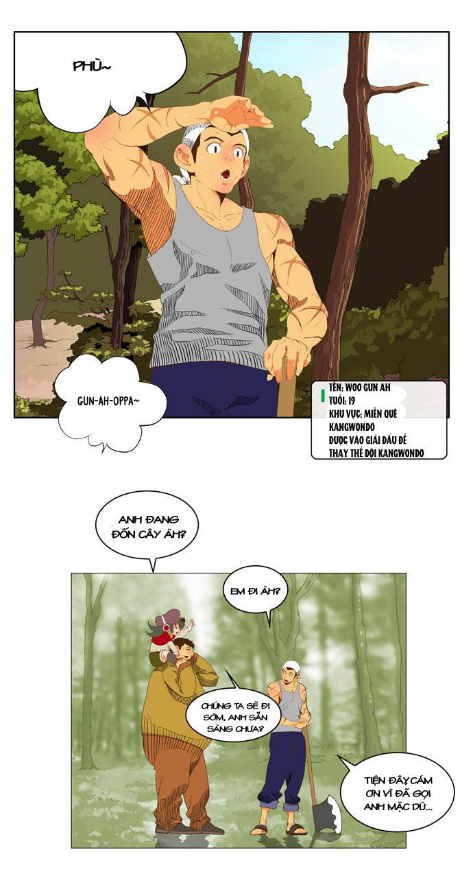 Chúa tể học đường chap 44 - Trang 10