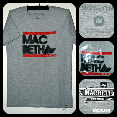 Kaos Surfing MACBETH Kode MCB68