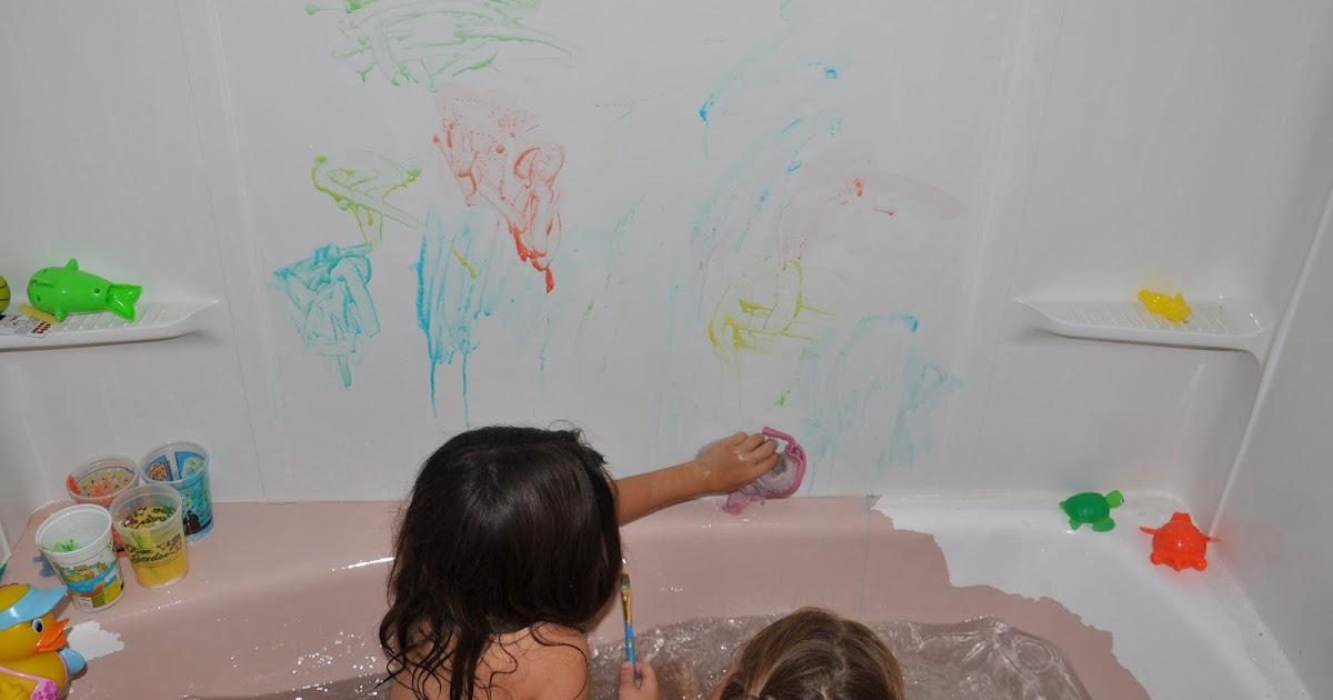 yuen yarn diy bathtub paint