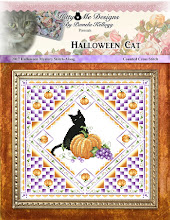 2017 Cross Stitch Halloween Mystery