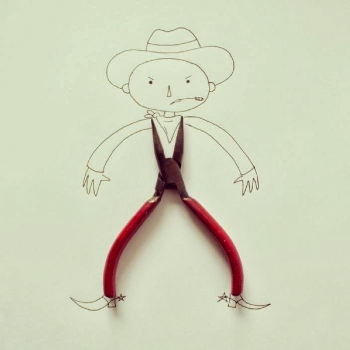 Kreatif dengan Benda-Benda di Sekitar Kita @ Digaleri.com
