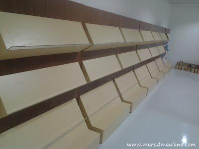 Contoh Model Rak Perpustakaan Koleksi Jurnal di ITB (1)