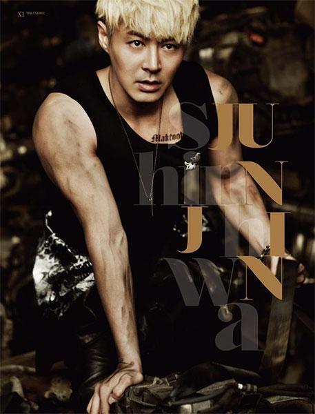 Shinhwa, Jun Jin