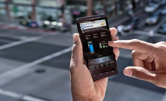 Access Your Vehicle's Features From Miles Away with the OnStar RemoteLink App
