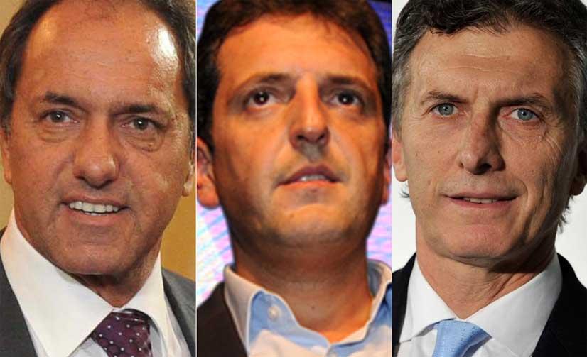 Elecciones 2015: Scioli le saca casi 10 puntos a Macri pero no evitaría el balotaje