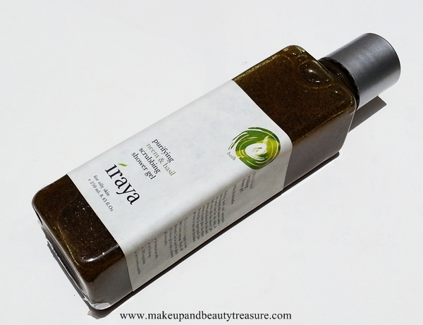 Iraya-Shower-Gel-Review
