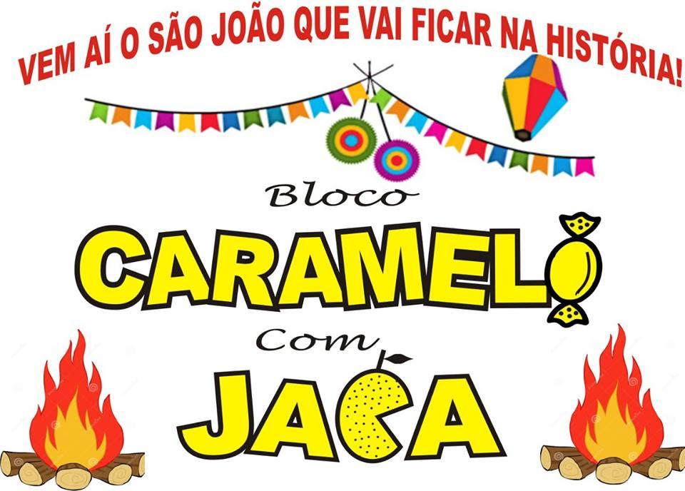 Caramelo com Jaca