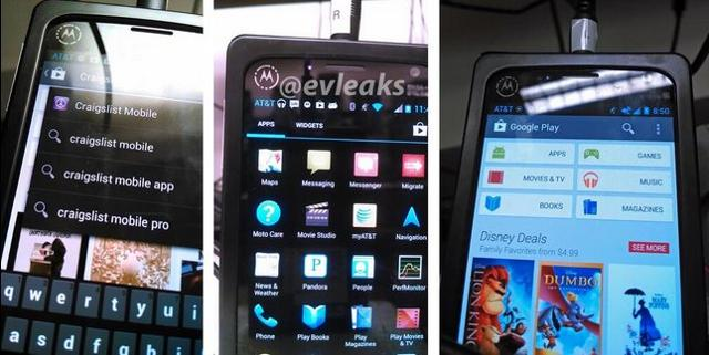 Motorola XPhone leaked