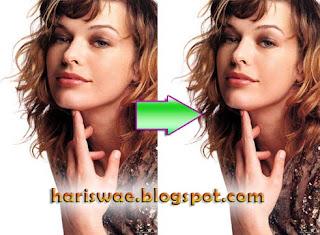 tips cepat merampingkan tubuh wajah, slimpic, diet instan, melangsingkan tubuh, edit foto menguruskan badan