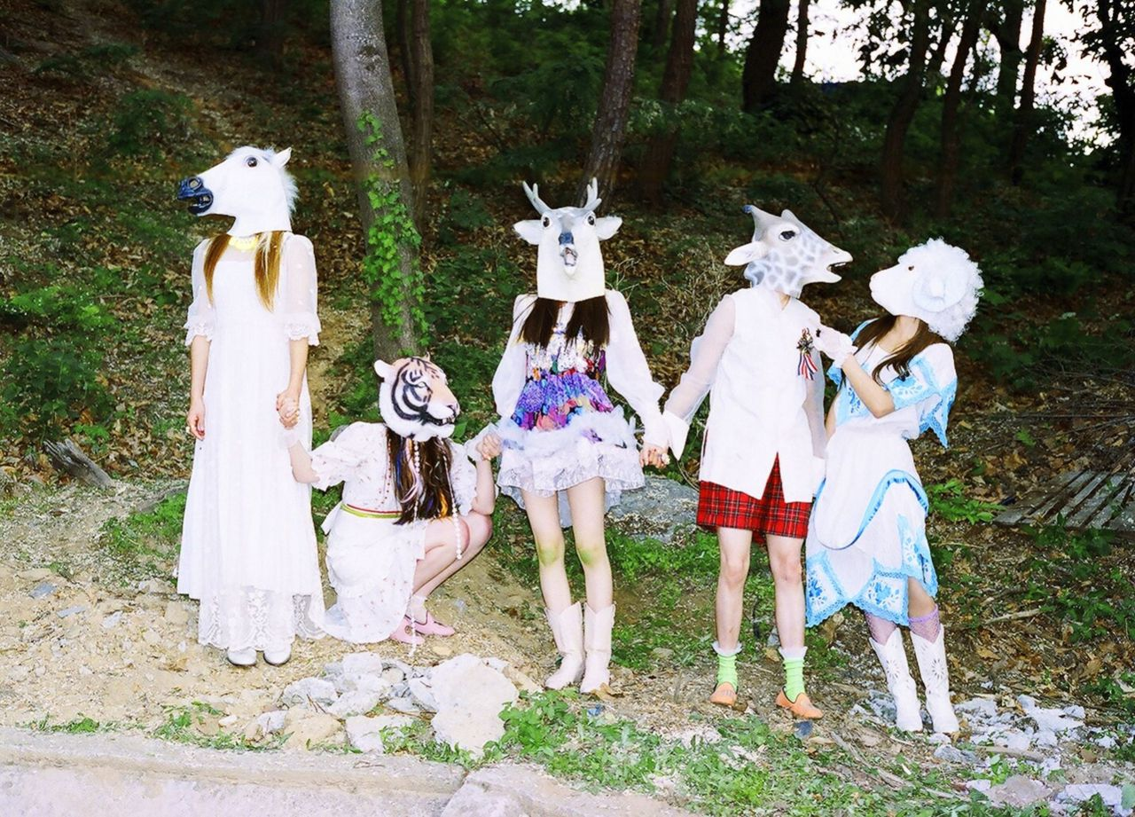 Electric Shock (Photoshoot) F(x) Electric Shock Album Cover